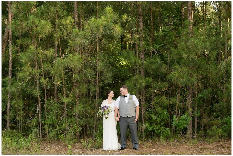 Purple and Green Quaint Backyard Wedding Virginia Beach Wedding Photographers_5340