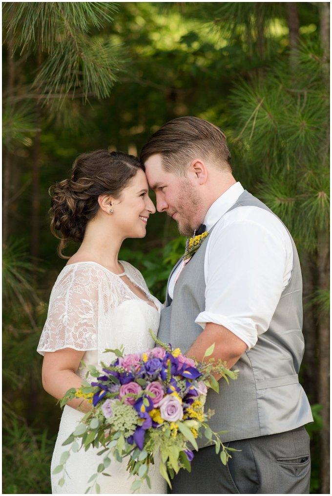 Purple and Green Quaint Backyard Wedding Virginia Beach Wedding Photographers_5341