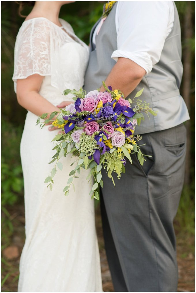 Purple and Green Quaint Backyard Wedding Virginia Beach Wedding Photographers_5342