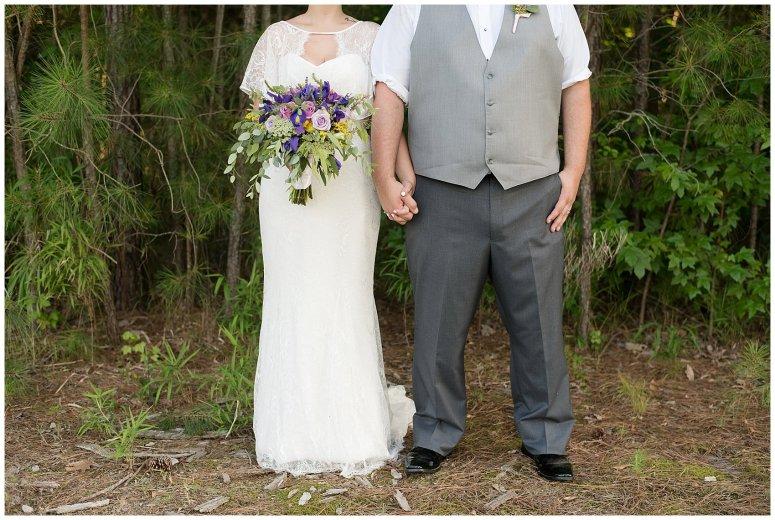 Purple and Green Quaint Backyard Wedding Virginia Beach Wedding Photographers_5344