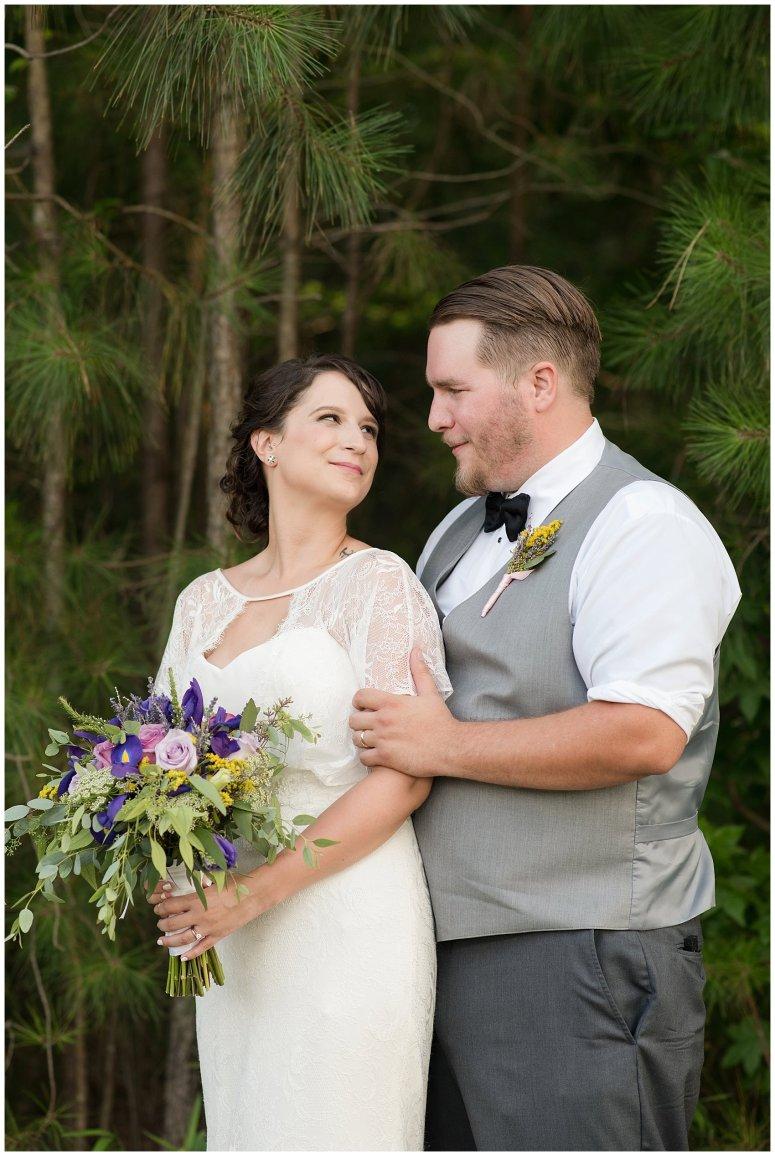 Purple and Green Quaint Backyard Wedding Virginia Beach Wedding Photographers_5345
