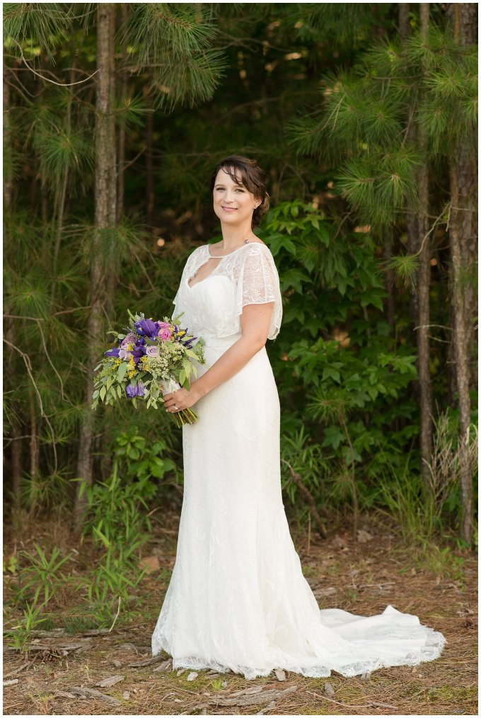 Purple and Green Quaint Backyard Wedding Virginia Beach Wedding Photographers_5347