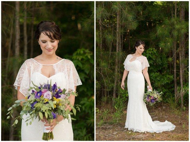 Purple and Green Quaint Backyard Wedding Virginia Beach Wedding Photographers_5349