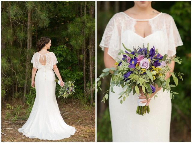 Purple and Green Quaint Backyard Wedding Virginia Beach Wedding Photographers_5350