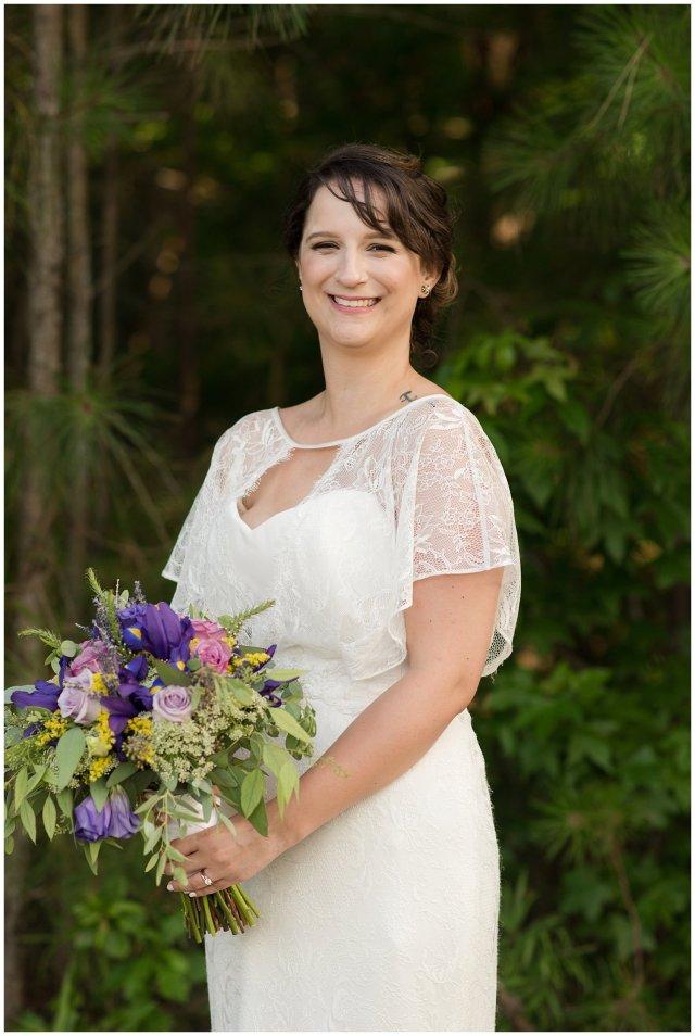 Purple and Green Quaint Backyard Wedding Virginia Beach Wedding Photographers_5351