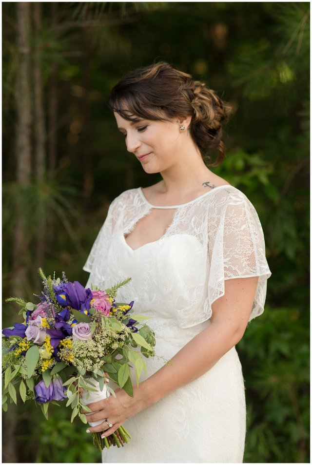 Purple and Green Quaint Backyard Wedding Virginia Beach Wedding Photographers_5352