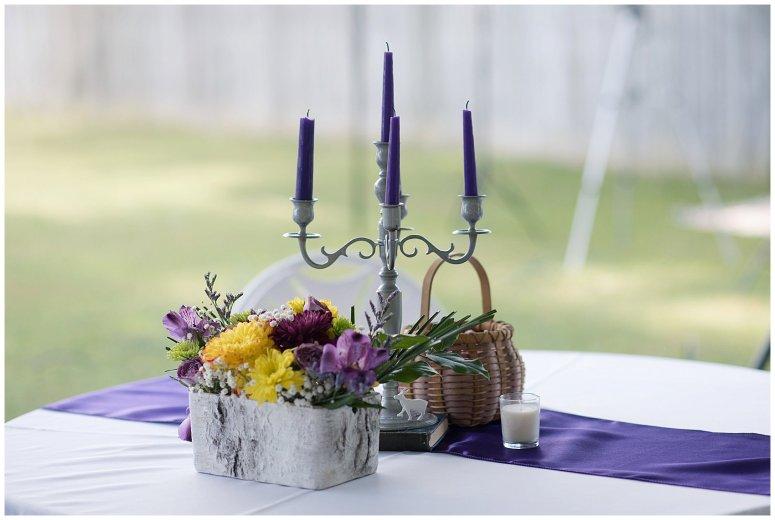 Purple and Green Quaint Backyard Wedding Virginia Beach Wedding Photographers_5356