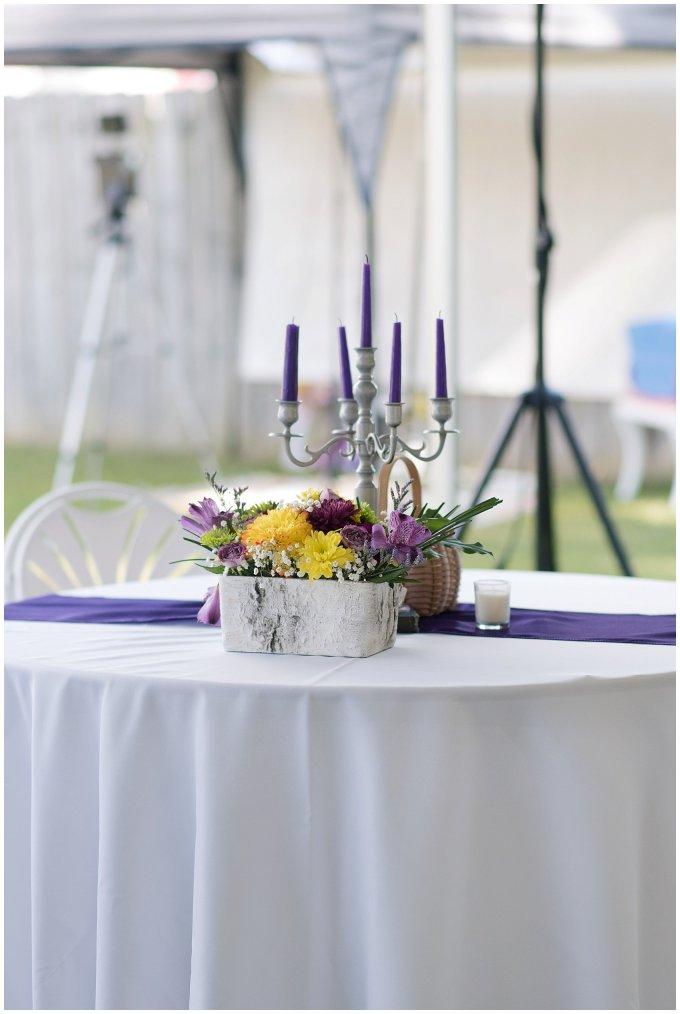 Purple and Green Quaint Backyard Wedding Virginia Beach Wedding Photographers_5358