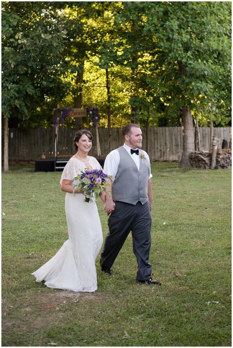 Purple and Green Quaint Backyard Wedding Virginia Beach Wedding Photographers_5359