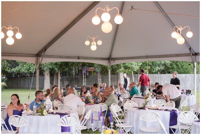 Purple and Green Quaint Backyard Wedding Virginia Beach Wedding Photographers_5369