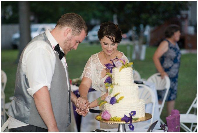 Purple and Green Quaint Backyard Wedding Virginia Beach Wedding Photographers_5377