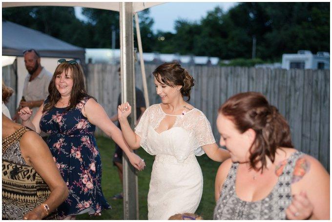 Purple and Green Quaint Backyard Wedding Virginia Beach Wedding Photographers_5381