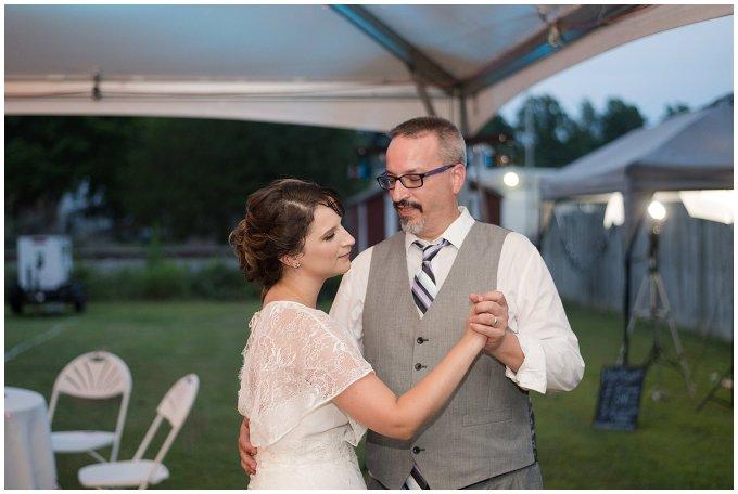 Purple and Green Quaint Backyard Wedding Virginia Beach Wedding Photographers_5384
