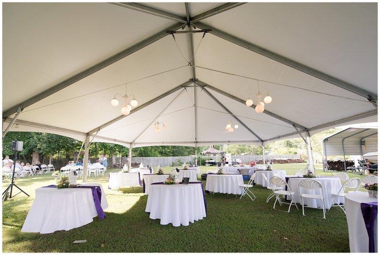 Purple and Green Quaint Backyard Wedding Virginia Beach Wedding Photographers_5396