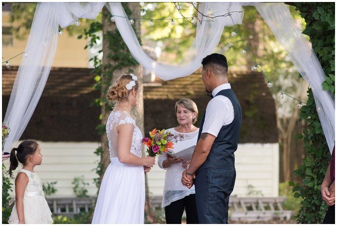 Intimate Simple Beautiful Backyard Virginia Beach Wedding Photographers_5690