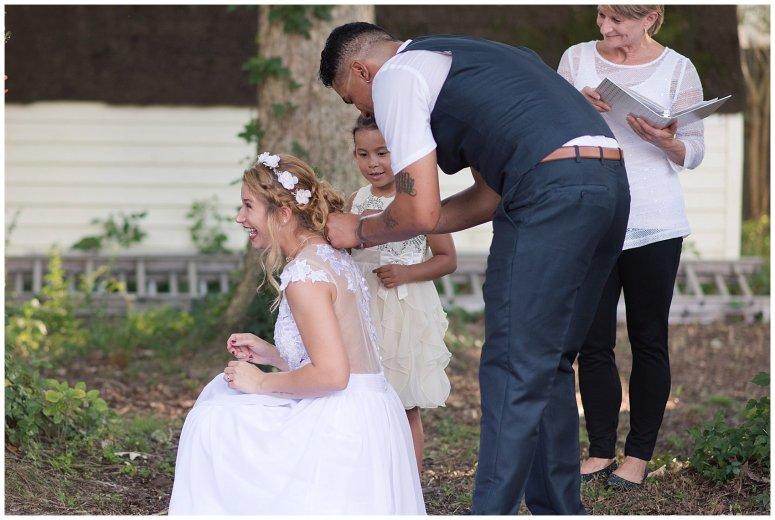 Intimate Simple Beautiful Backyard Virginia Beach Wedding Photographers_5702