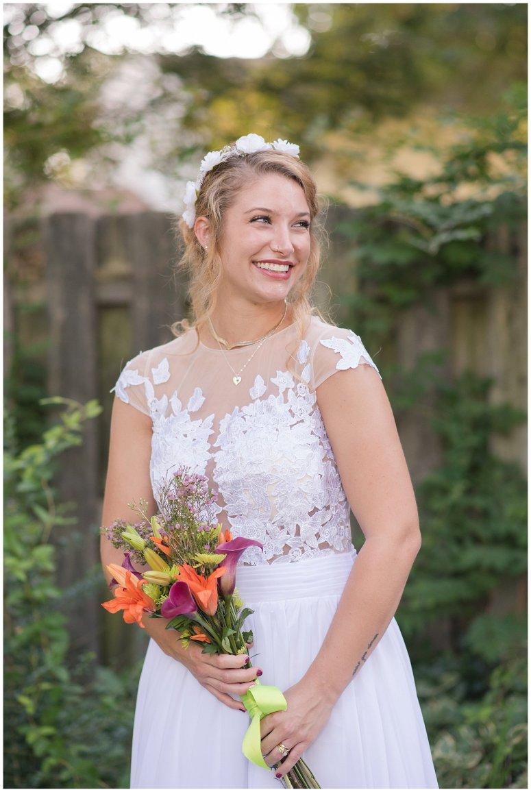 Intimate Simple Beautiful Backyard Virginia Beach Wedding Photographers_5711