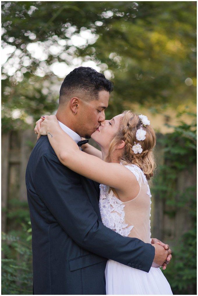 Intimate Simple Beautiful Backyard Virginia Beach Wedding Photographers_5716