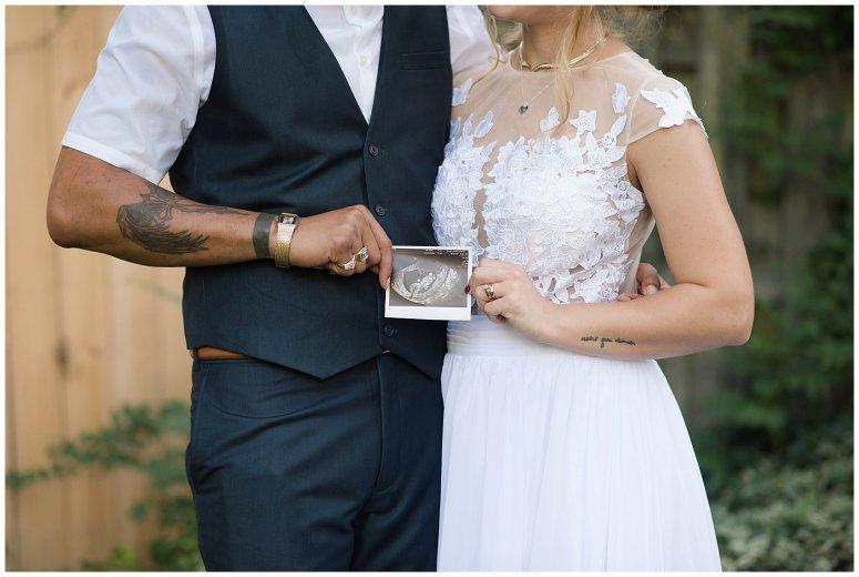 Intimate Simple Beautiful Backyard Virginia Beach Wedding Photographers_5725