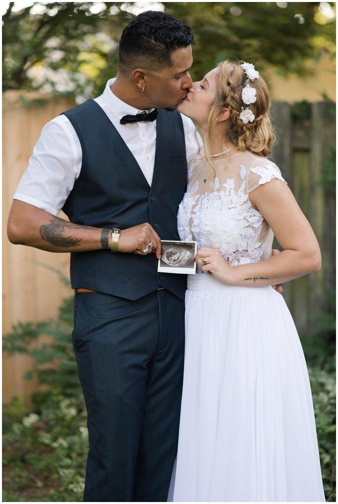 Intimate Simple Beautiful Backyard Virginia Beach Wedding Photographers_5727