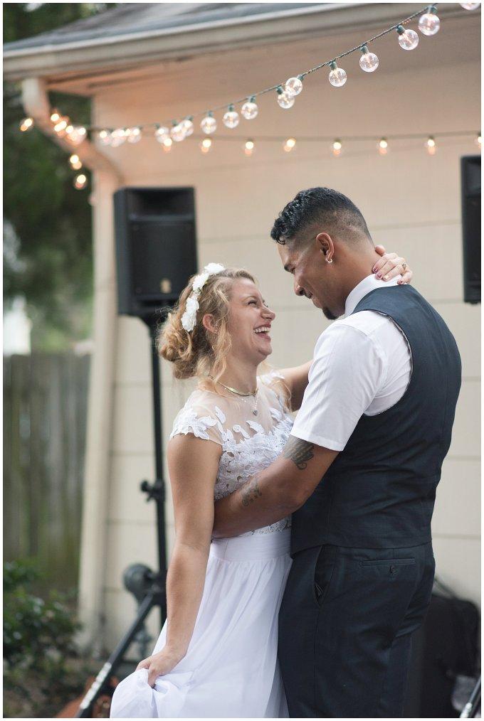 Intimate Simple Beautiful Backyard Virginia Beach Wedding Photographers_5740