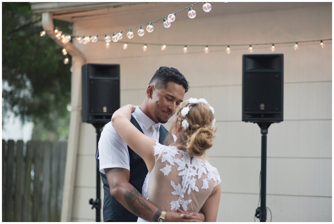 Intimate Simple Beautiful Backyard Virginia Beach Wedding Photographers_5741
