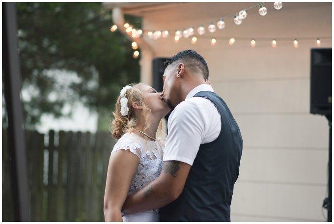 Intimate Simple Beautiful Backyard Virginia Beach Wedding Photographers_5743