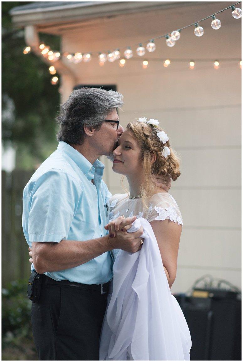 Intimate Simple Beautiful Backyard Virginia Beach Wedding Photographers_5746