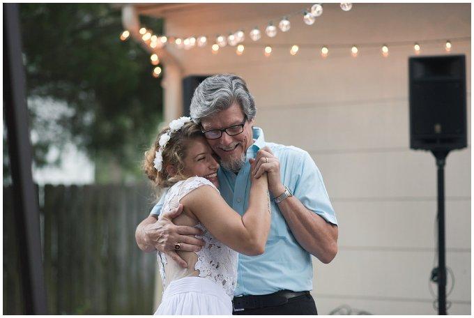 Intimate Simple Beautiful Backyard Virginia Beach Wedding Photographers_5751