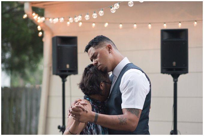 Intimate Simple Beautiful Backyard Virginia Beach Wedding Photographers_5753
