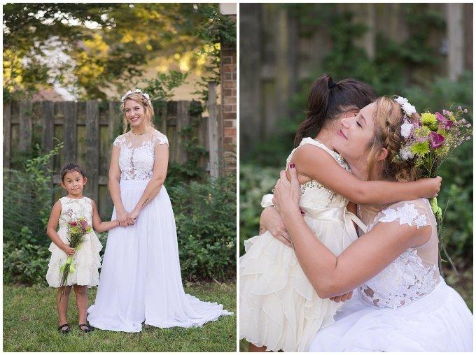 Intimate Simple Beautiful Backyard Virginia Beach Wedding Photographers_5759