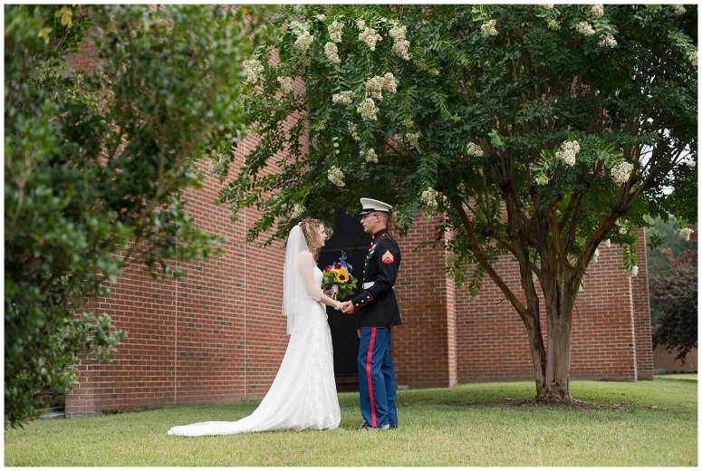 Marine Corps Virginia Beach Military Wedding Photographer_5606