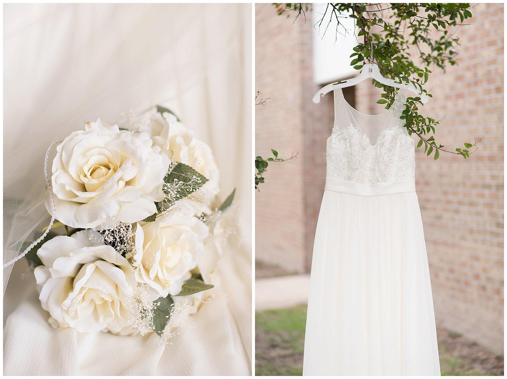 Blush Pink Summer Virginia Beach Wedding Regent University Founders Inn Bride and Groom Wedding Photographers_6023