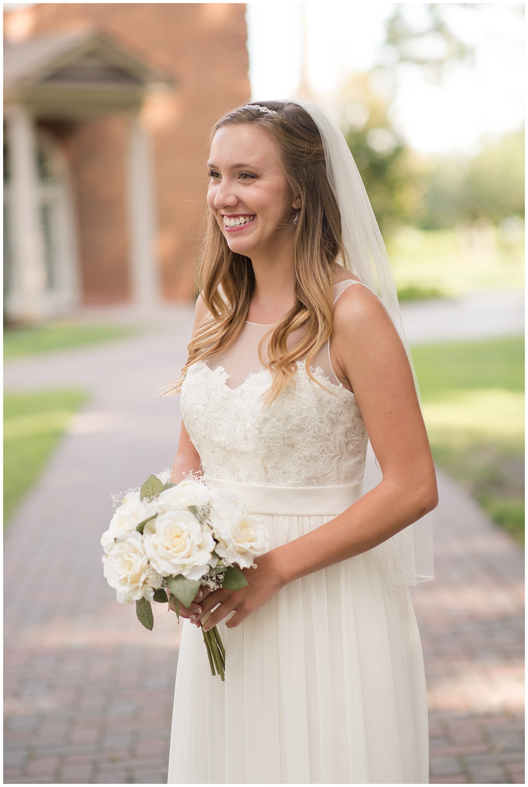 Blush Pink Summer Virginia Beach Wedding Regent University Founders Inn Bride and Groom Wedding Photographers_6053