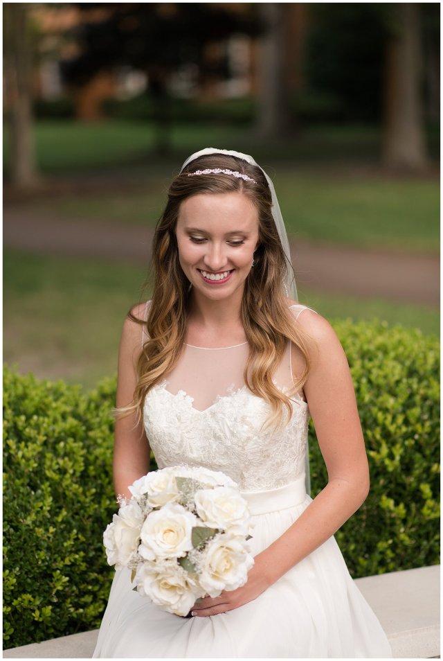 Blush Pink Summer Virginia Beach Wedding Regent University Founders Inn Bride and Groom Wedding Photographers_6059