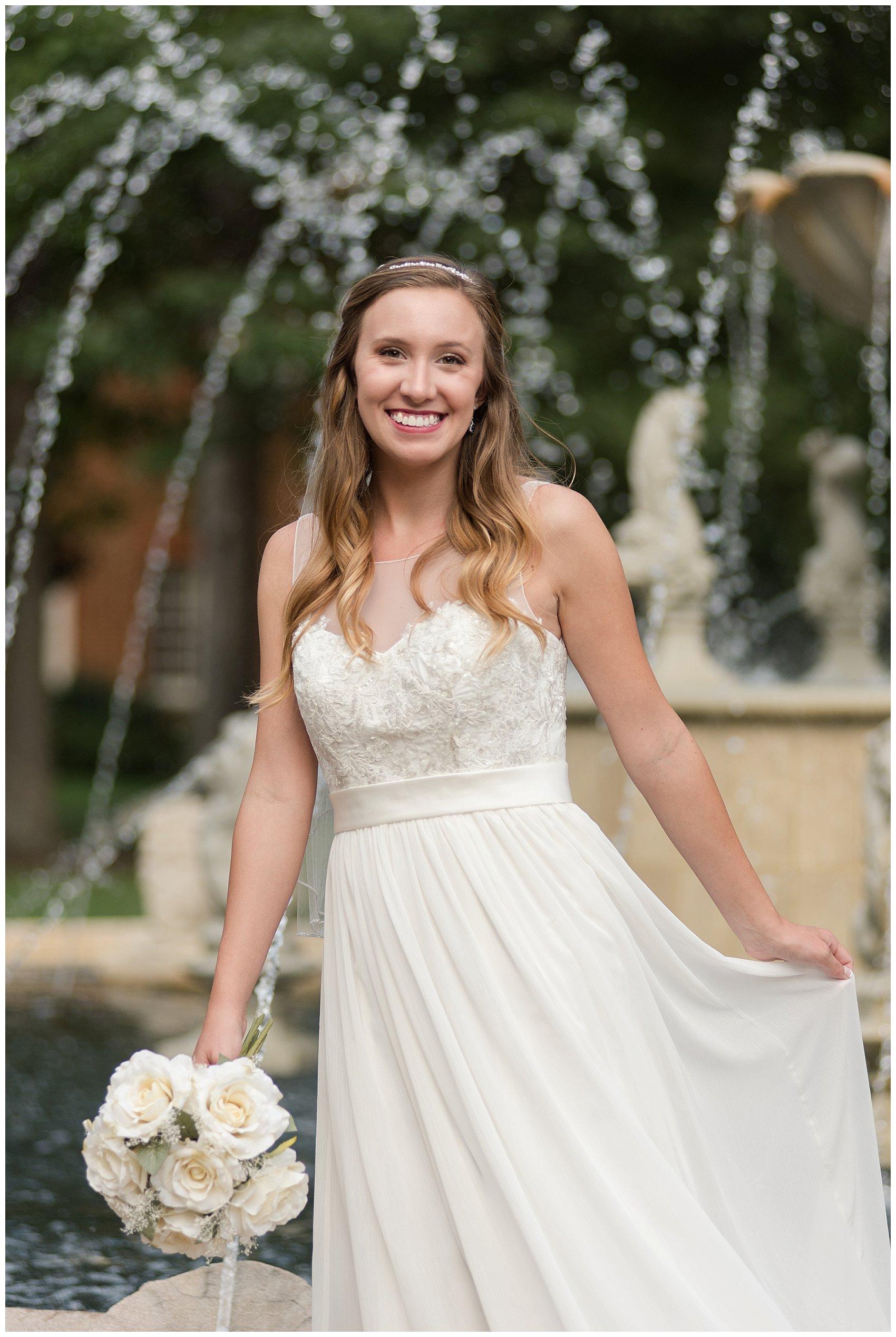 Blush Pink Summer Virginia Beach Wedding Regent University Founders Inn Bride and Groom Wedding Photographers_6064