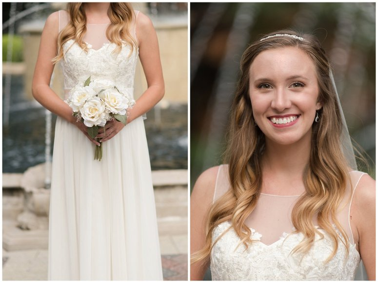 Blush Pink Summer Virginia Beach Wedding Regent University Founders Inn Bride and Groom Wedding Photographers_6065