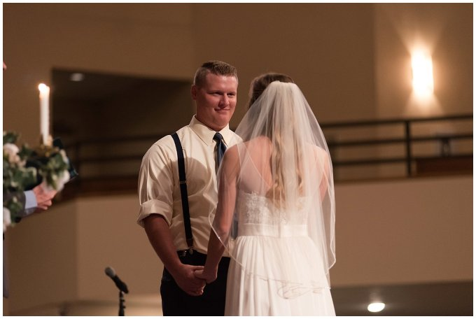 Blush Pink Summer Virginia Beach Wedding Regent University Founders Inn Bride and Groom Wedding Photographers_6105