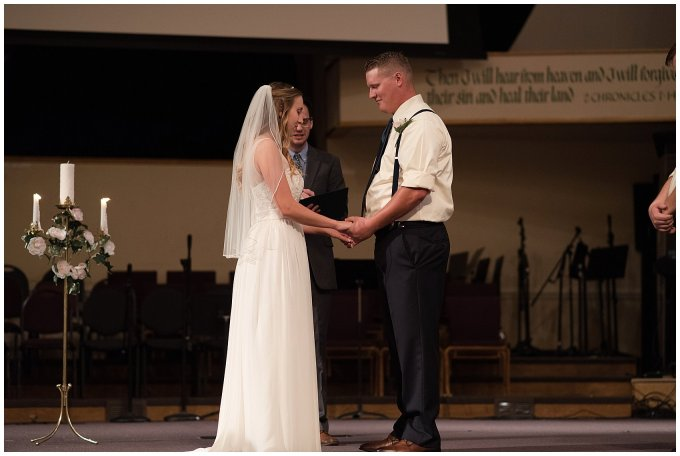 Blush Pink Summer Virginia Beach Wedding Regent University Founders Inn Bride and Groom Wedding Photographers_6107