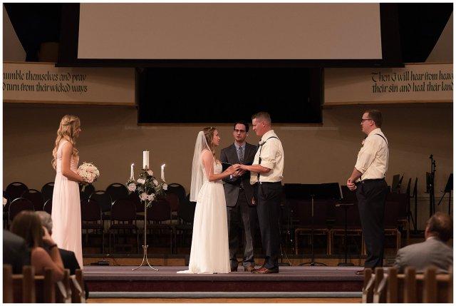 Blush Pink Summer Virginia Beach Wedding Regent University Founders Inn Bride and Groom Wedding Photographers_6109