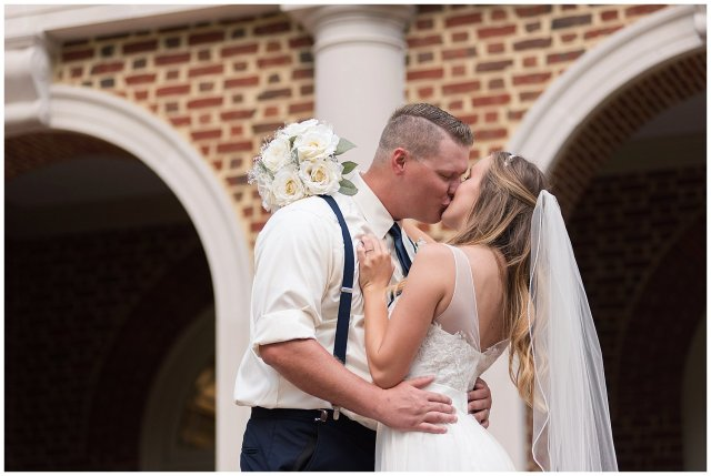 Blush Pink Summer Virginia Beach Wedding Regent University Founders Inn Bride and Groom Wedding Photographers_6122