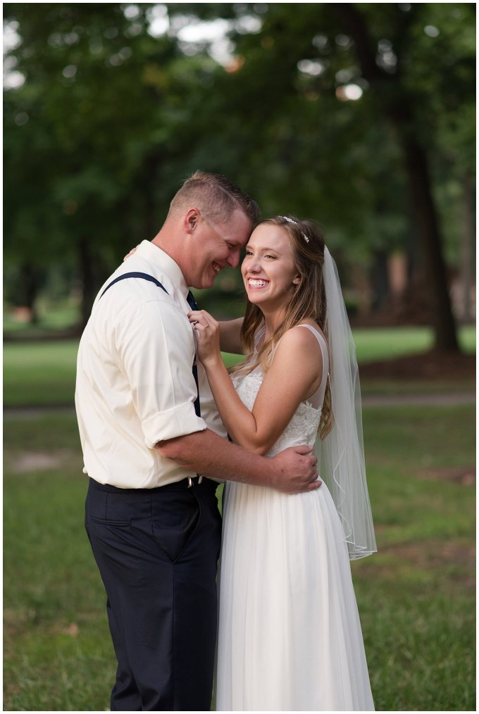 Blush Pink Summer Virginia Beach Wedding Regent University Founders Inn Bride and Groom Wedding Photographers_6129