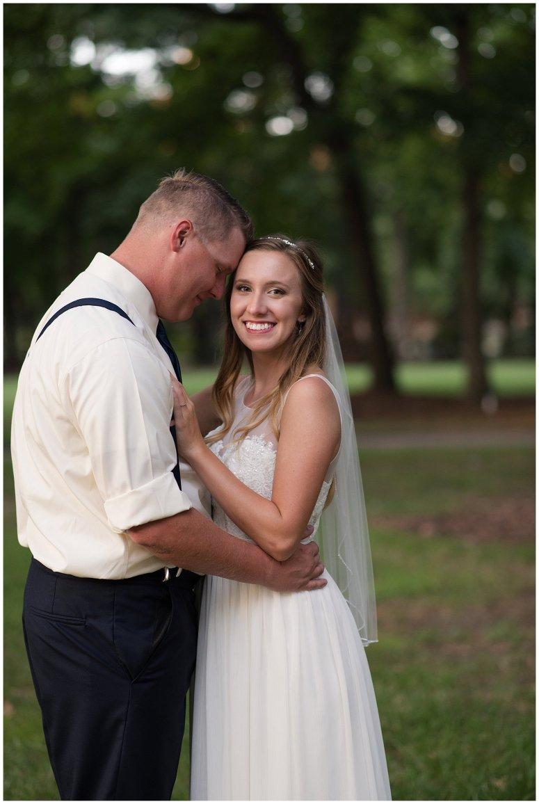 Blush Pink Summer Virginia Beach Wedding Regent University Founders Inn Bride and Groom Wedding Photographers_6131