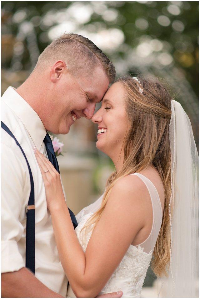 Blush Pink Summer Virginia Beach Wedding Regent University Founders Inn Bride and Groom Wedding Photographers_6142