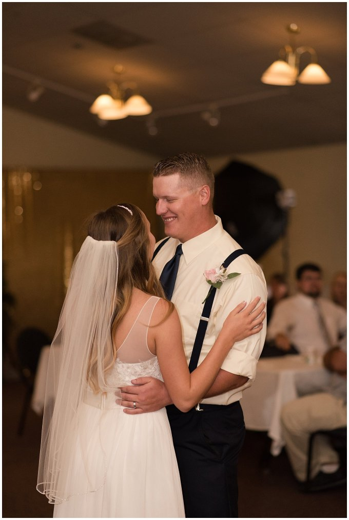 Blush Pink Summer Virginia Beach Wedding Regent University Founders Inn Bride and Groom Wedding Photographers_6156