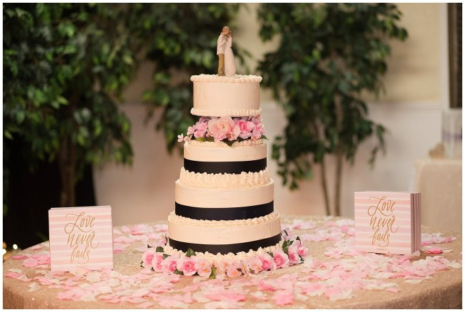 Blush Pink Summer Virginia Beach Wedding Regent University Founders Inn Bride and Groom Wedding Photographers_6166