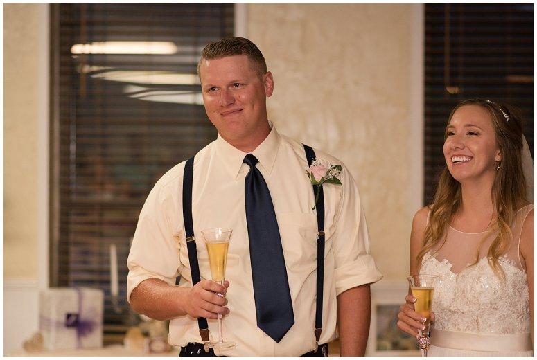 Blush Pink Summer Virginia Beach Wedding Regent University Founders Inn Bride and Groom Wedding Photographers_6167