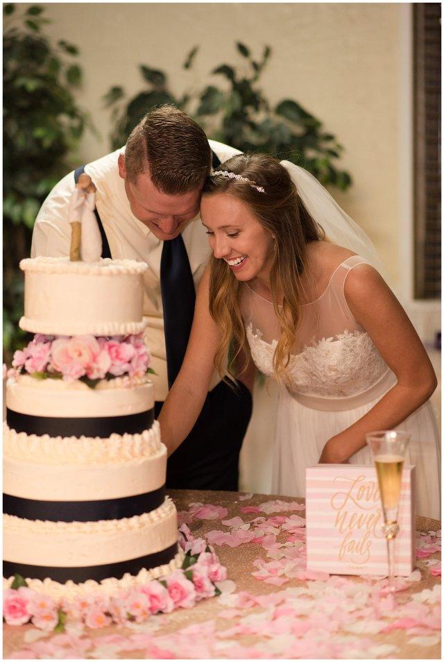 Blush Pink Summer Virginia Beach Wedding Regent University Founders Inn Bride and Groom Wedding Photographers_6170