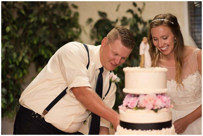 Blush Pink Summer Virginia Beach Wedding Regent University Founders Inn Bride and Groom Wedding Photographers_6171