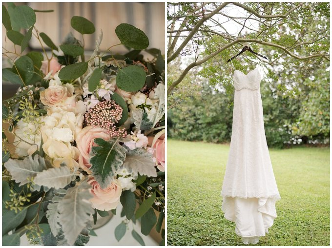 Blush Summer Kilmarnock Outdoor Wedding Virginia Photographers_5845